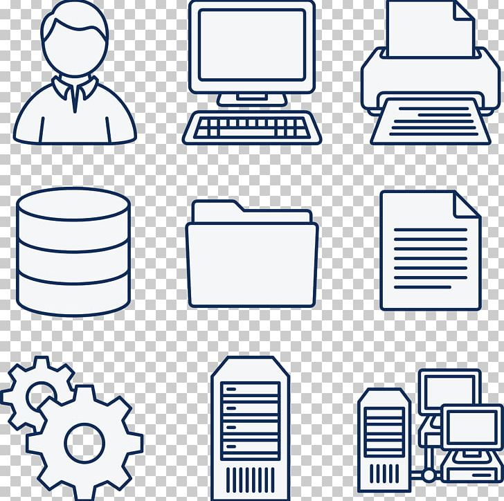 Computer Icons Computer Network Diagram Computer Servers PNG.