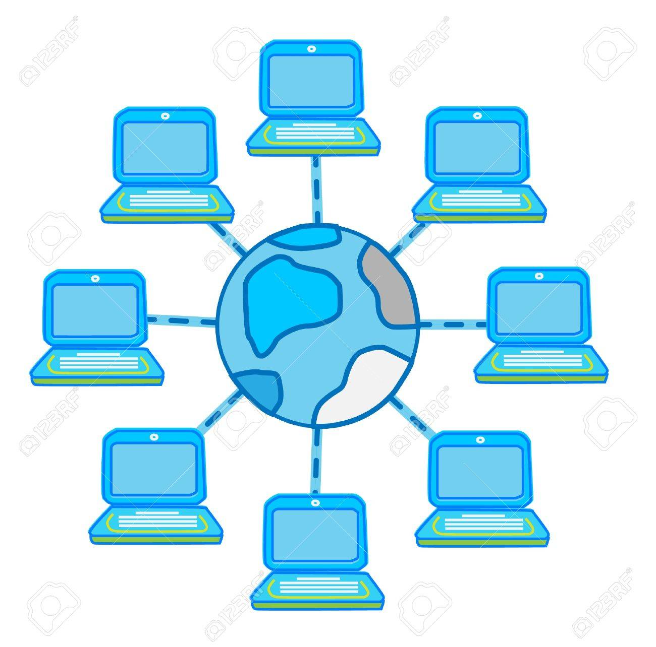 global computer network.