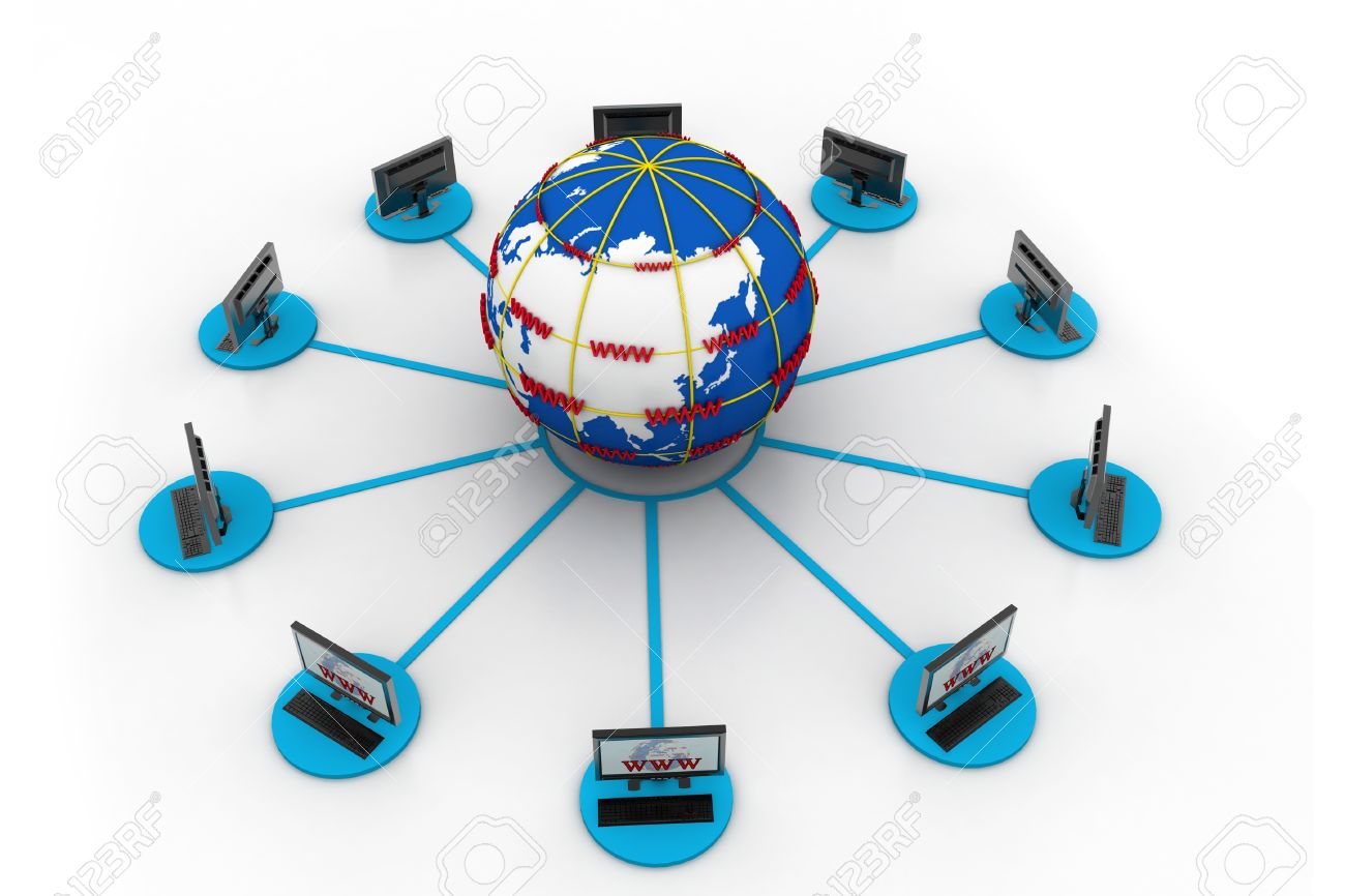 Global computer Network.