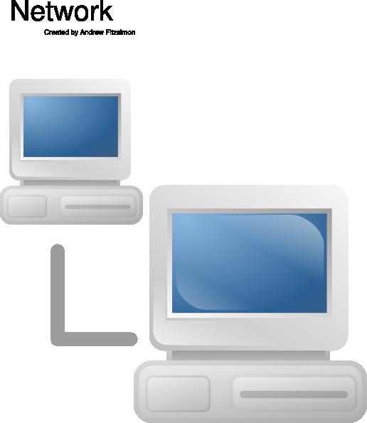 Computer Network Clip Art at Clker.com.