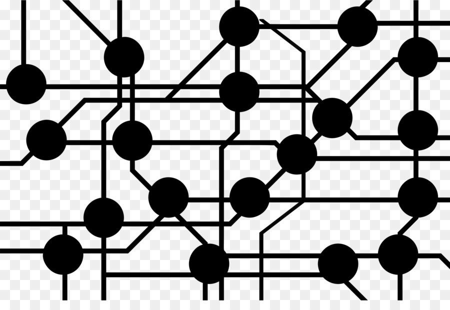 Computer Network Icons Clip Art Clipart Png Unusual Simplistic 2.