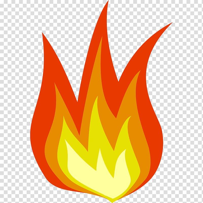 Computer Icons Fire Flame , Cartoon Fire transparent.