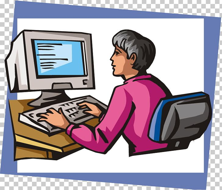 Computer Operator Data Entry Clerk PNG, Clipart, Communication.