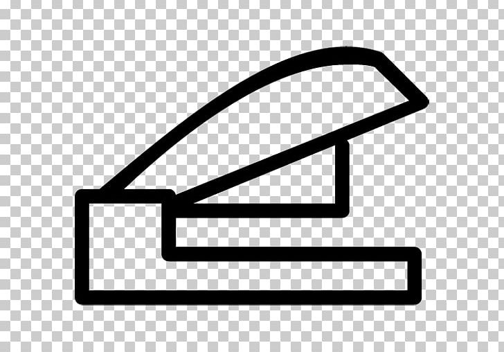 Paper Clip Stapler Computer Icons PNG, Clipart, Angle, Area, Black.