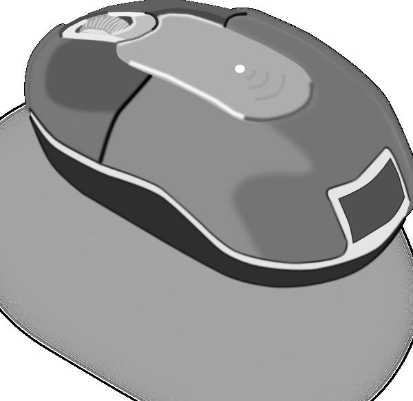 Mouse Hardware Clip Art at Clker.com.