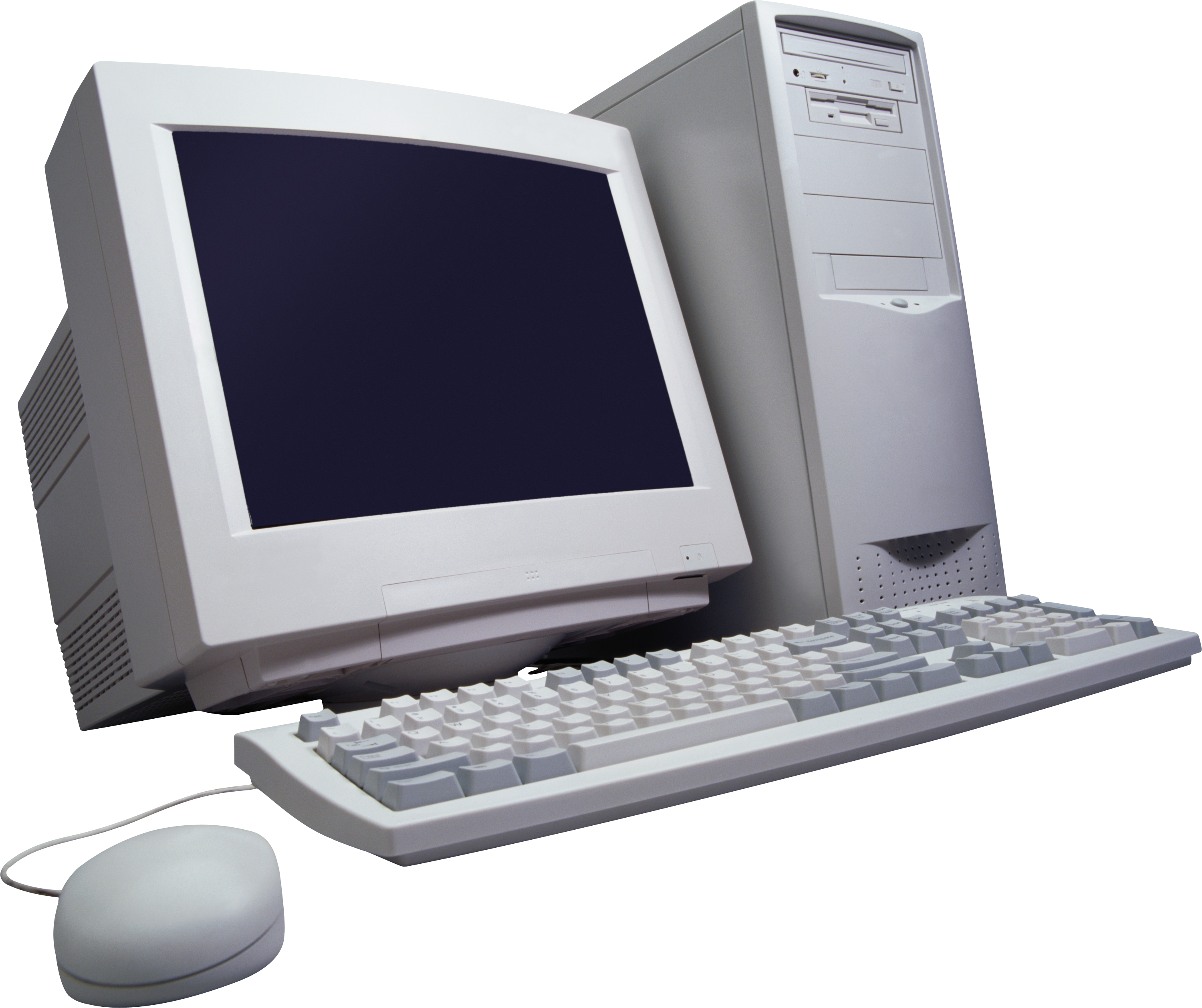 Computer PC free PNG images download.