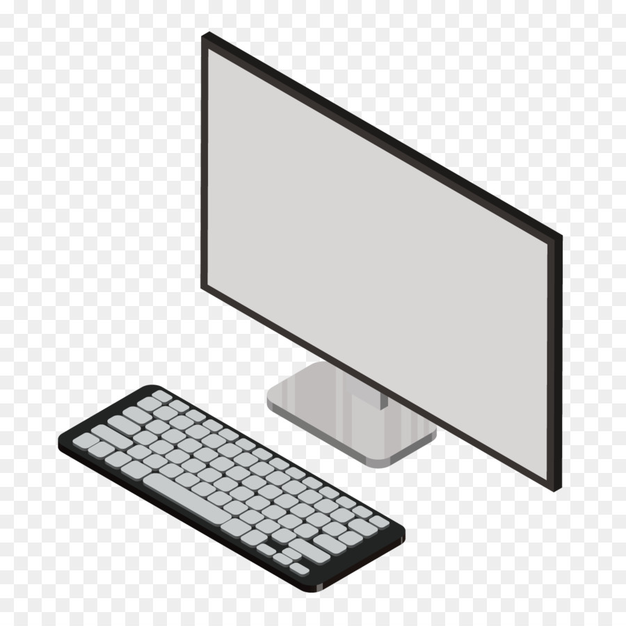Cartoon Computer png download.