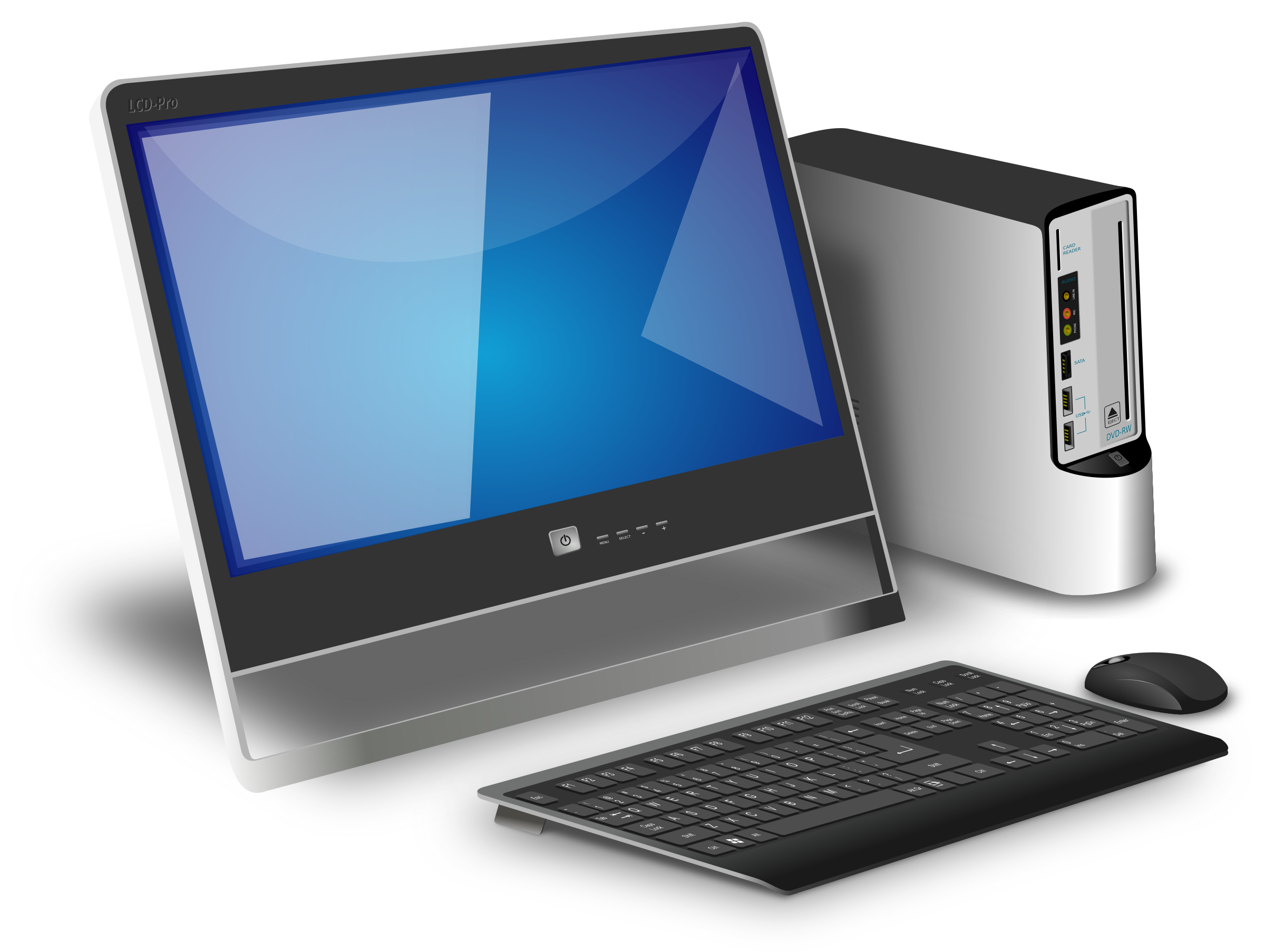 Computer PC free PNG Download #45251.