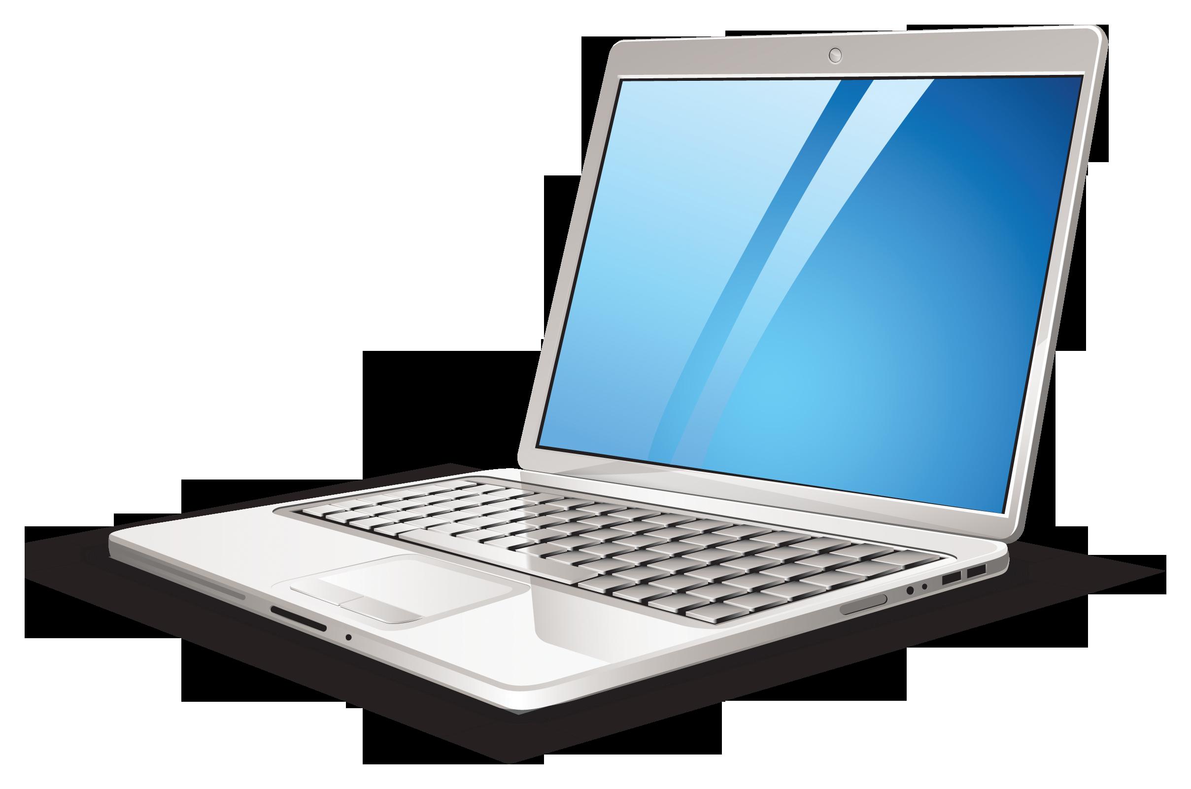 Laptop PNG Transparent Images.