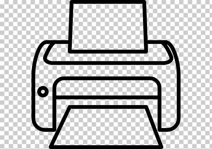 Laptop Printer Computer Icons Printing, paper money PNG.