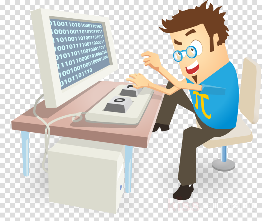 Computer Programmer Transparent & PNG Clipart Pictures Free Download.