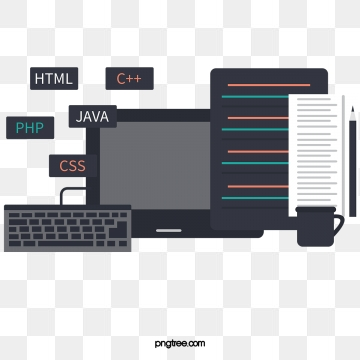 Computer Programming Png, Vector, PSD, and Clipart With Transparent.