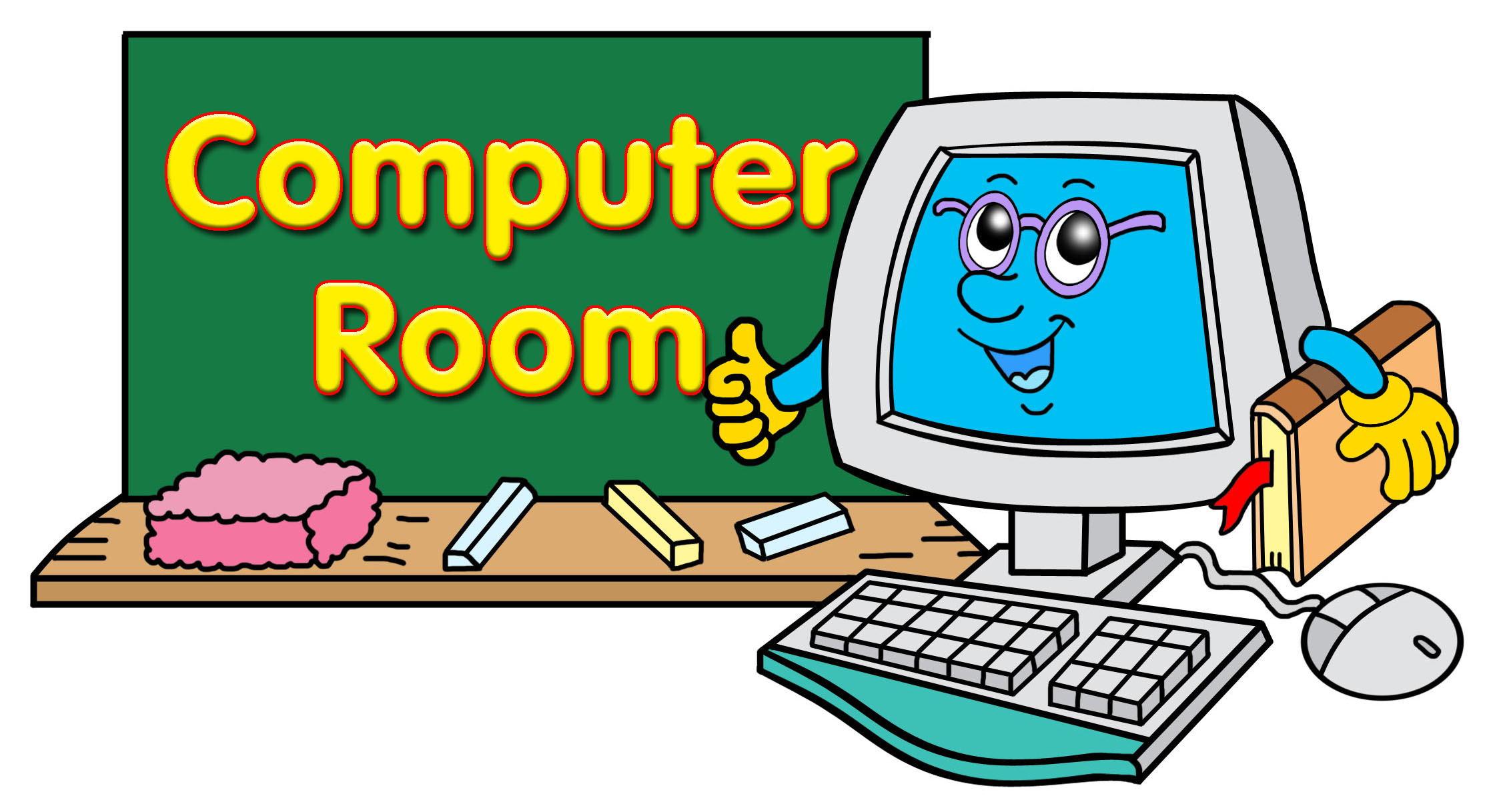 Computer room clipart 11 » Clipart Station.