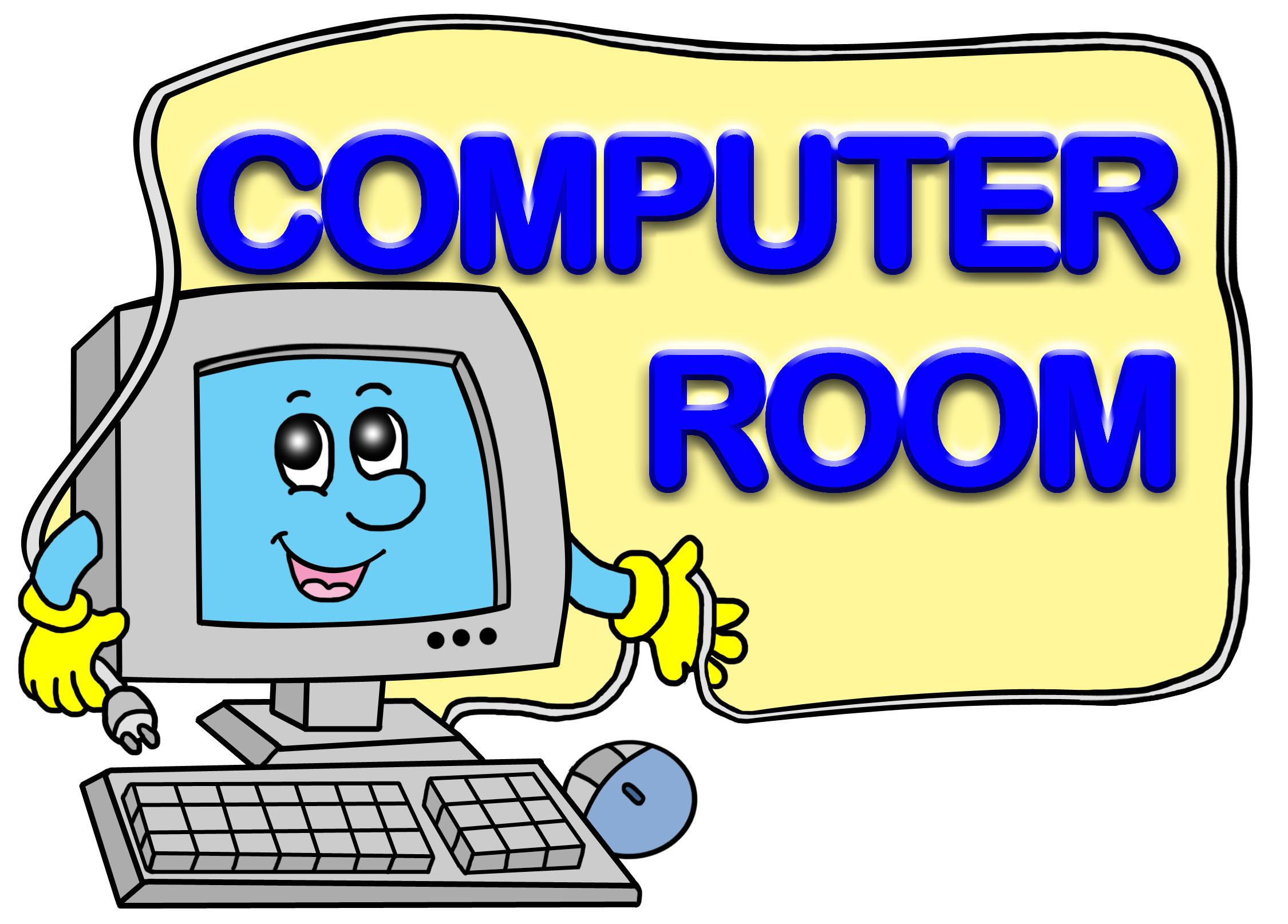 Computer room clipart 7 » Clipart Station.