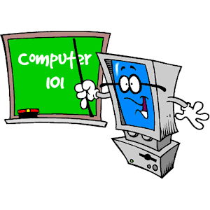 Computer science clipart.