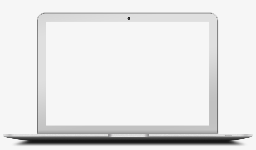 Blank Computer Screen Png.