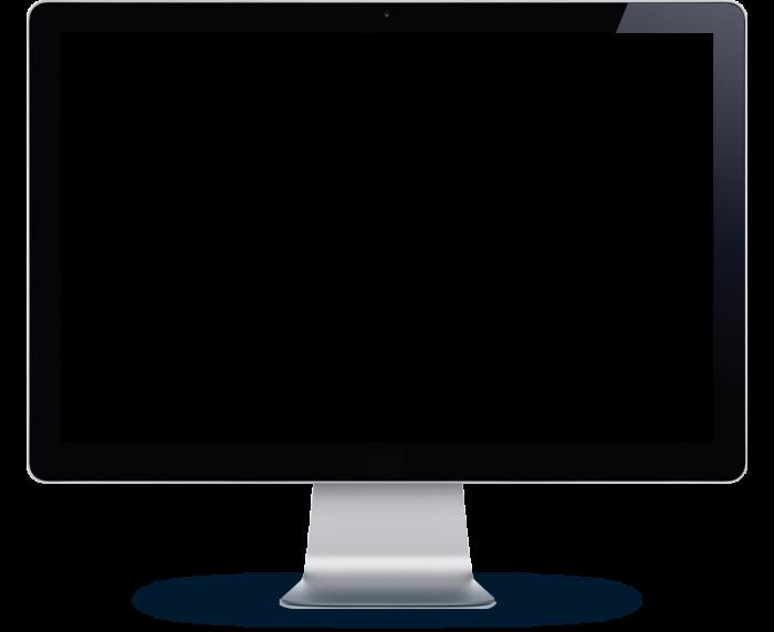 Computer Screen Transparent Png Vector, Clipart, PSD.