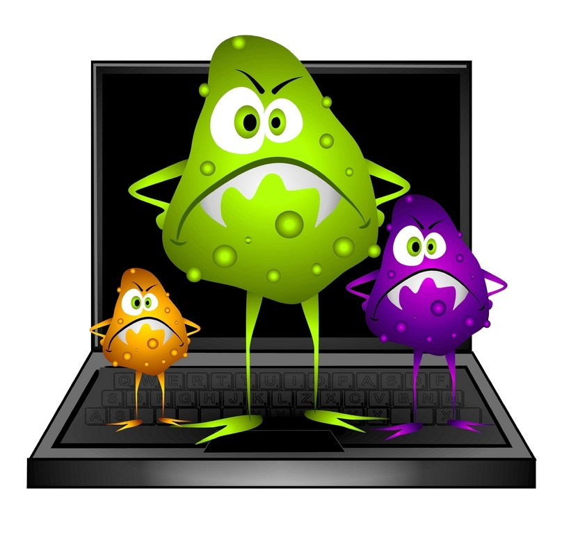 Computer Security Clipart.