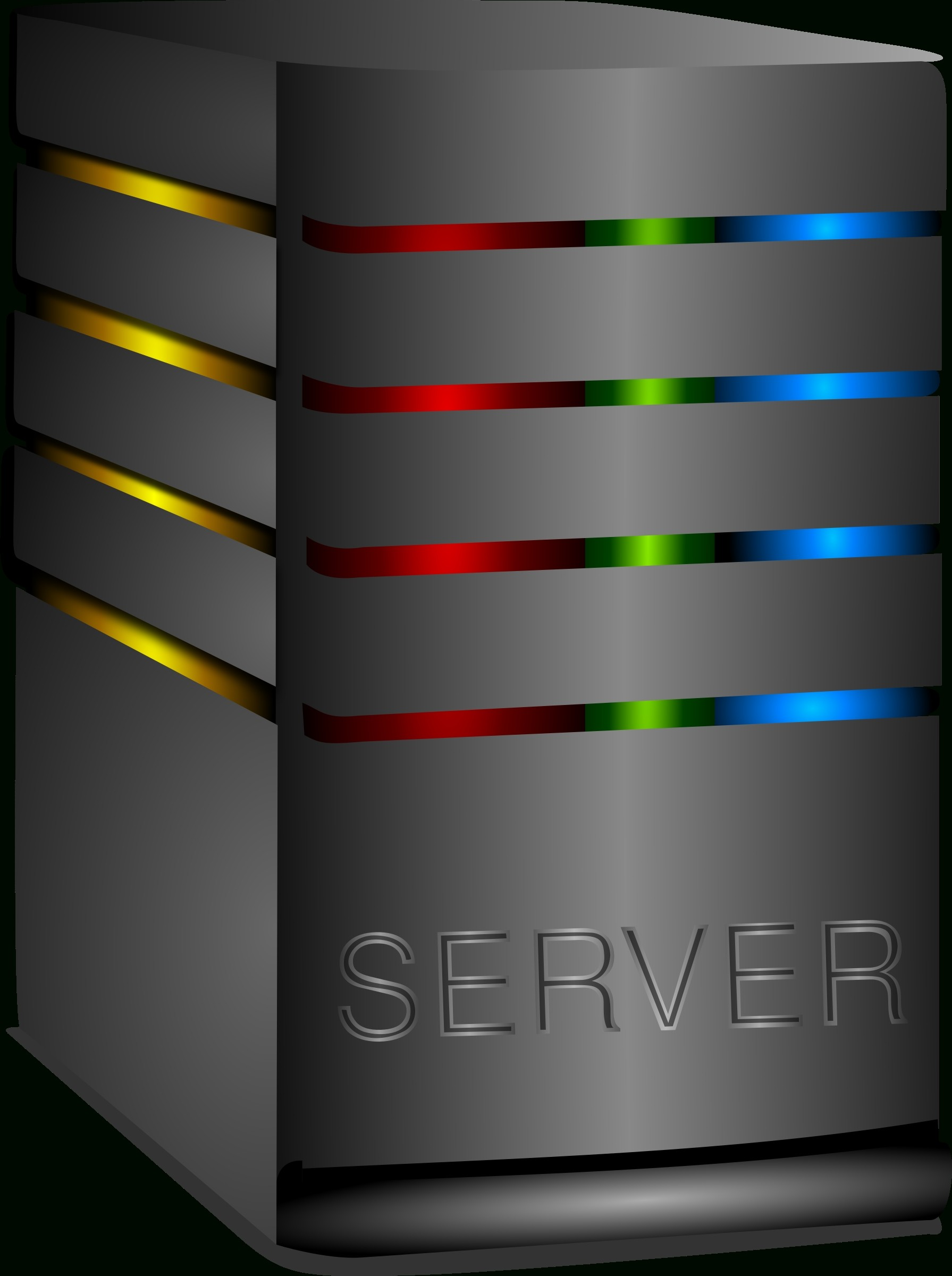 Server Clipart For Powerpoint New beautiful computer server.