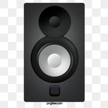 Audio Speaker PNG Images.