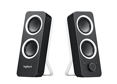 Logitech Z200 Multimedia Speakers/PC Speakers.
