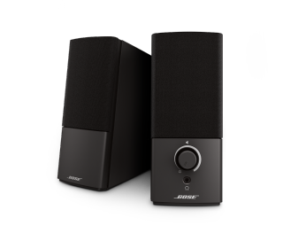Companion® 2 Series III multimedia speaker system.
