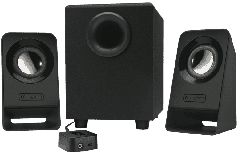 Logitech 2637498 Computer Speakers Z213 at The Good Guys.