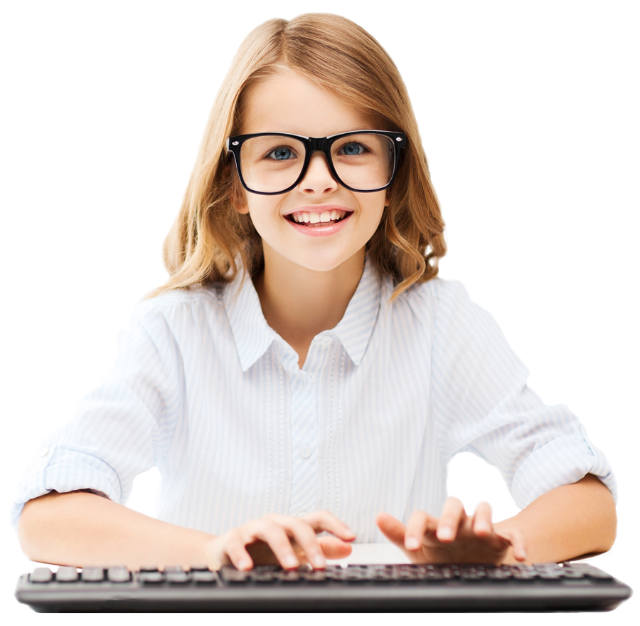 Student Typing PNG Transparent Student Typing.PNG Images..