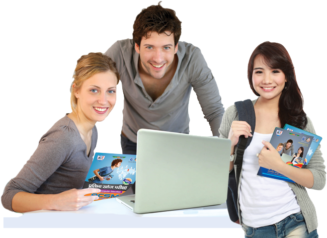 Student PNG images.