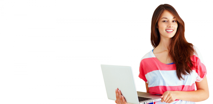 Computer Student Png Vector, Clipart, PSD.