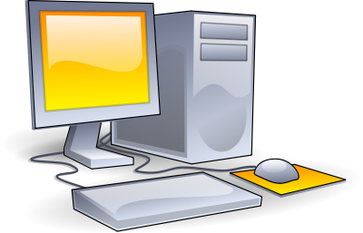 Computer systems clipart.
