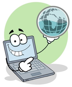 Computer Technology Clipart.