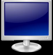 Monitor Clip Art Download 115 clip arts (Page 1).