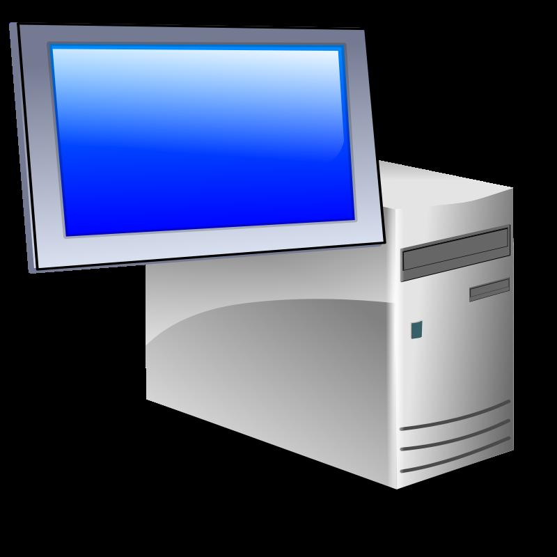 Clipart Terminal Server.