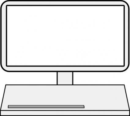 Clipart Computer Terminal.