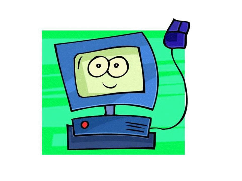 Cartoon Computer Pictures.