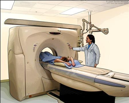 Ct scan clipart.