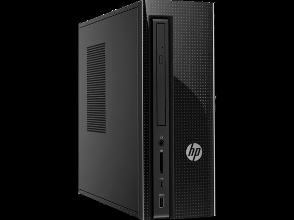 HP Slimline Desktop.