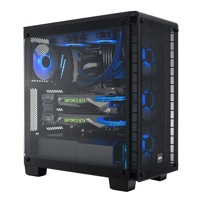Avant Tower Gaming PC.