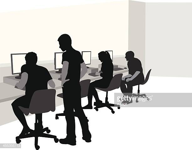 30 Top Computer Training Stock Illustrations, Clip art, Cartoons.
