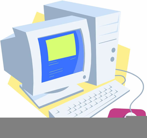 Free Computer Training Clipart.