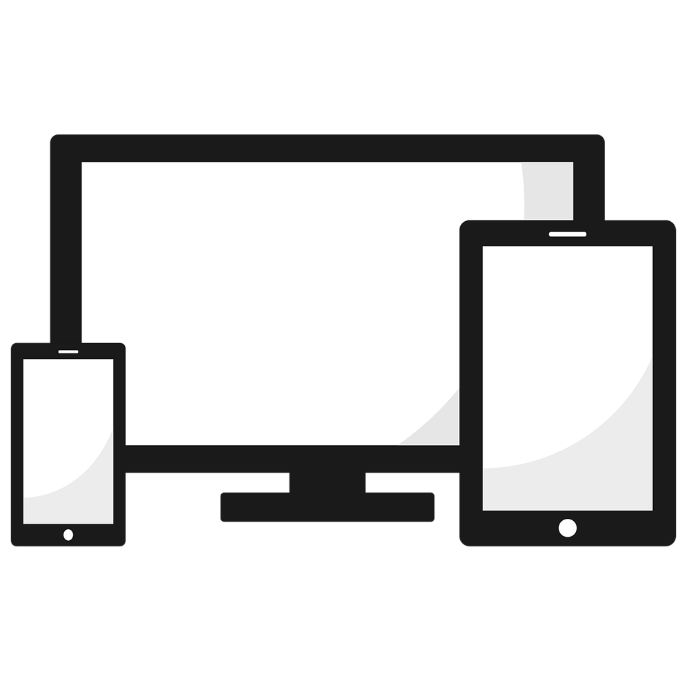 Responsive set PNG with Transparent Background.