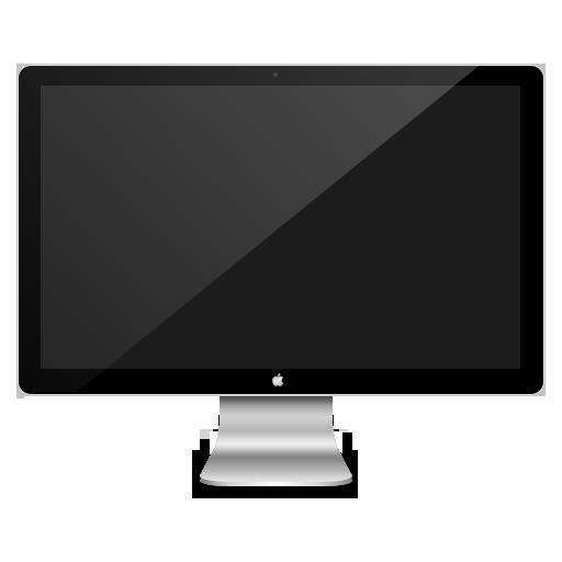 Download Apple Computer Transparent Background For Designing.
