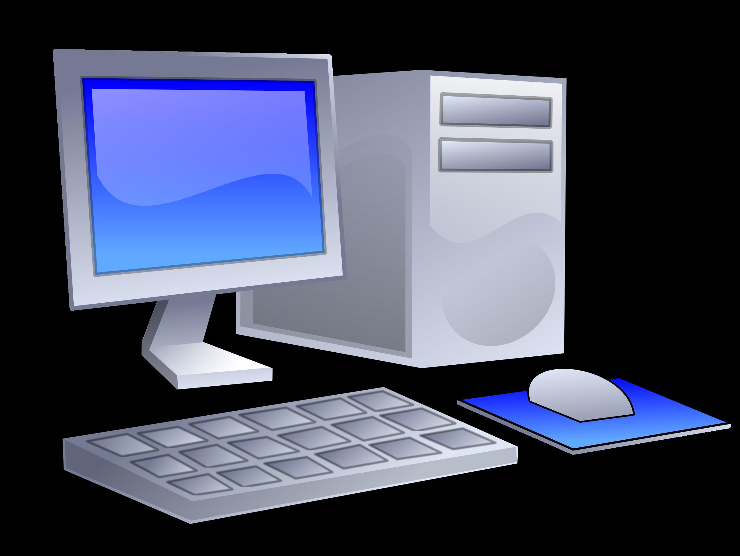 Clipart Computer & Computer Clip Art Images.