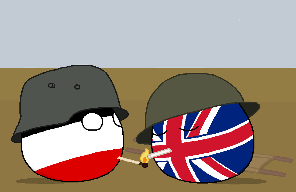 Comradeship : Polandballart.