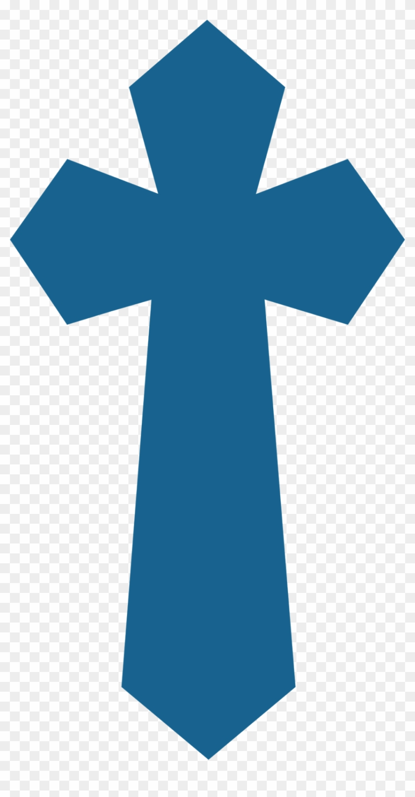 First Communion Objects In Blue Clip Art.