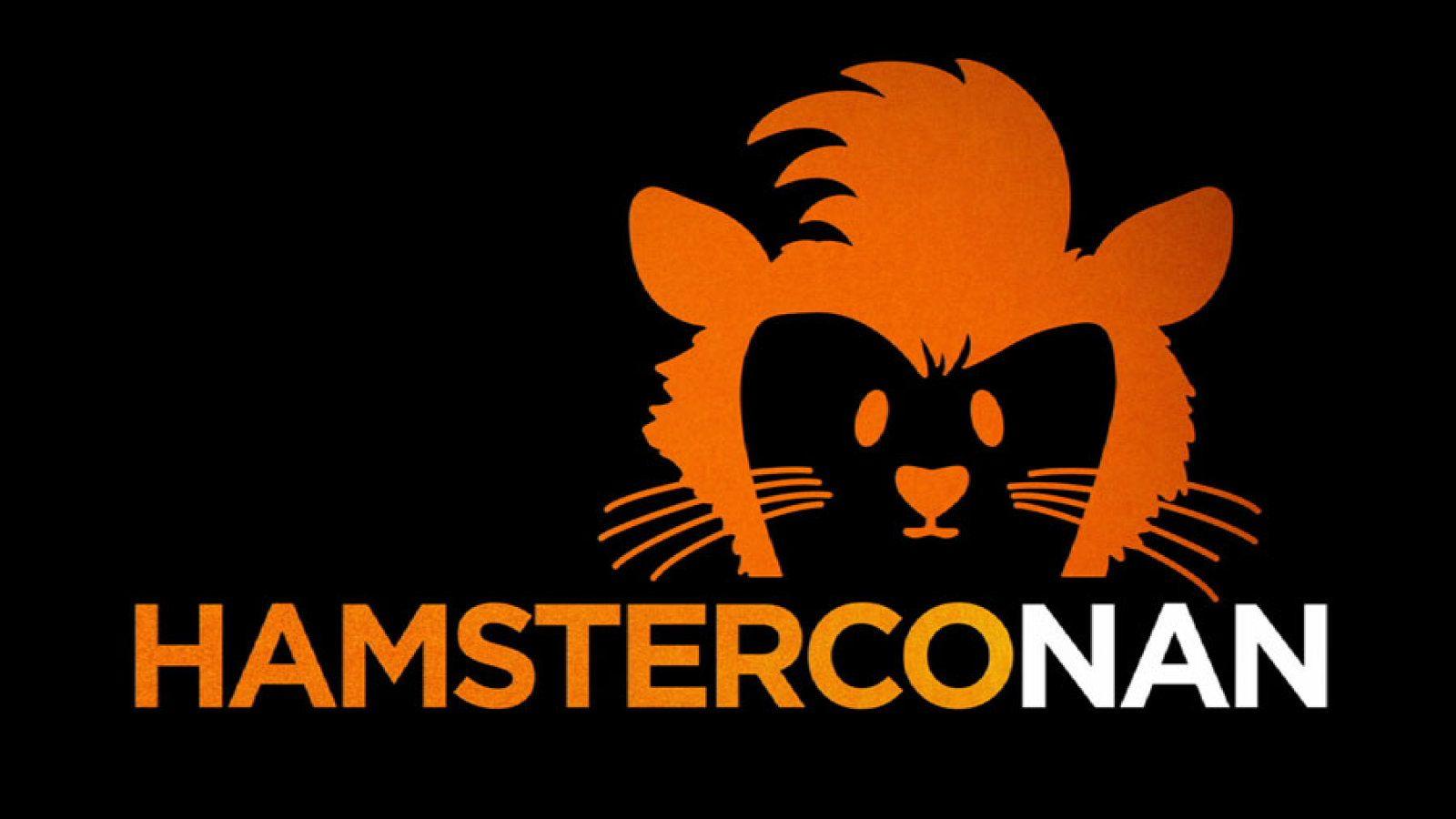 Hamster Conan Logo.