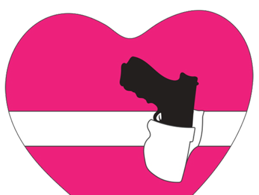 Dating site aims to help gun owners, who conceal and carry, find love.