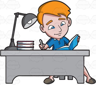 concentration Cartoon Clipart.