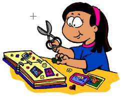 Concentration Clip Art.